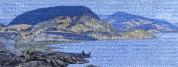 Lake. Roerich N.K. (Part 2)
