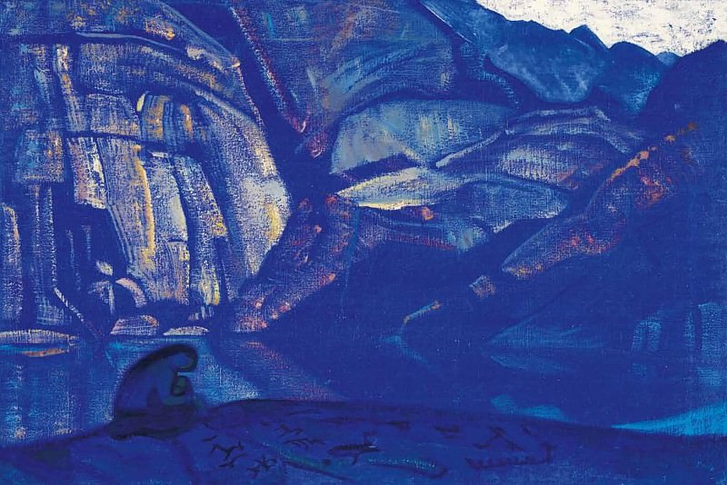 Secret signs. Roerich N.K. (Part 2)