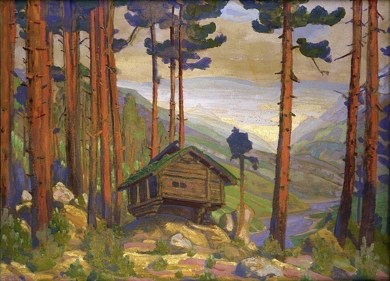 Solveig Song. Roerich N.K. (Part 2)