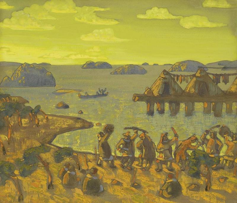 Stone Age. Roerich N.K. (Part 2)