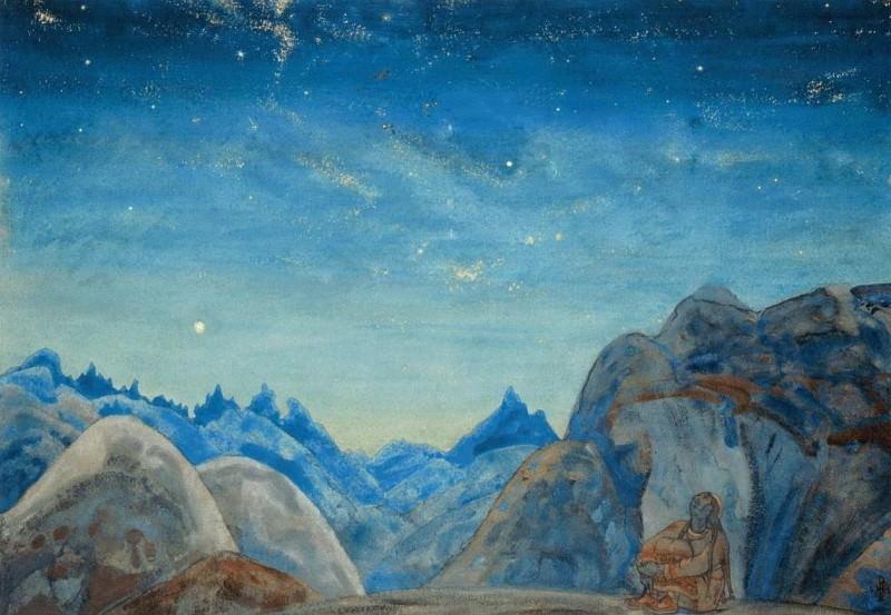 Звездные руны. Roerich N.K. (Part 2)