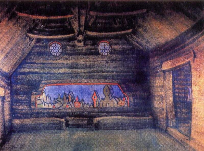 Terem Yaroslavny. Roerich N.K. (Part 2)