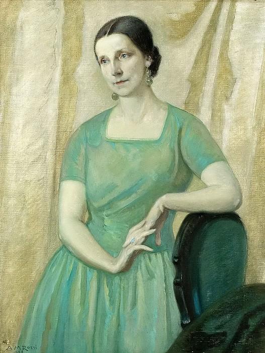 Rossi, Alberto M. -- Ana. Part 4 Prado Museum