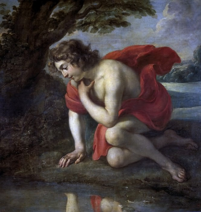 Коссьер, Ян -- Нарцисс. Часть 4 Музей Прадо
