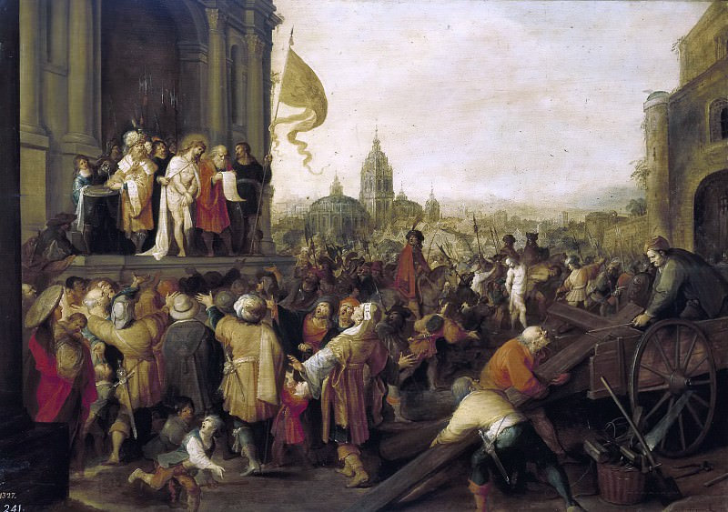 Francken, Frans II -- La Sentencia de Jesús. Part 4 Prado Museum