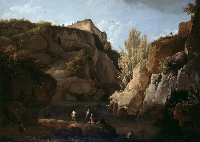 Верне, Клод-Жозеф -- пейзаж. Часть 4 Музей Прадо