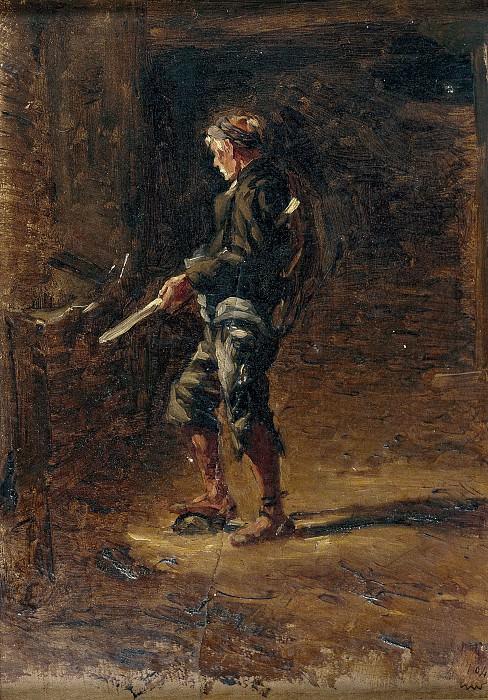 Haes, Carlos de -- Aragonés. Part 4 Prado Museum