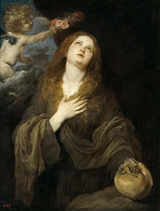 Dyck, Anton van -- Santa Rosalía. Part 4 Prado Museum