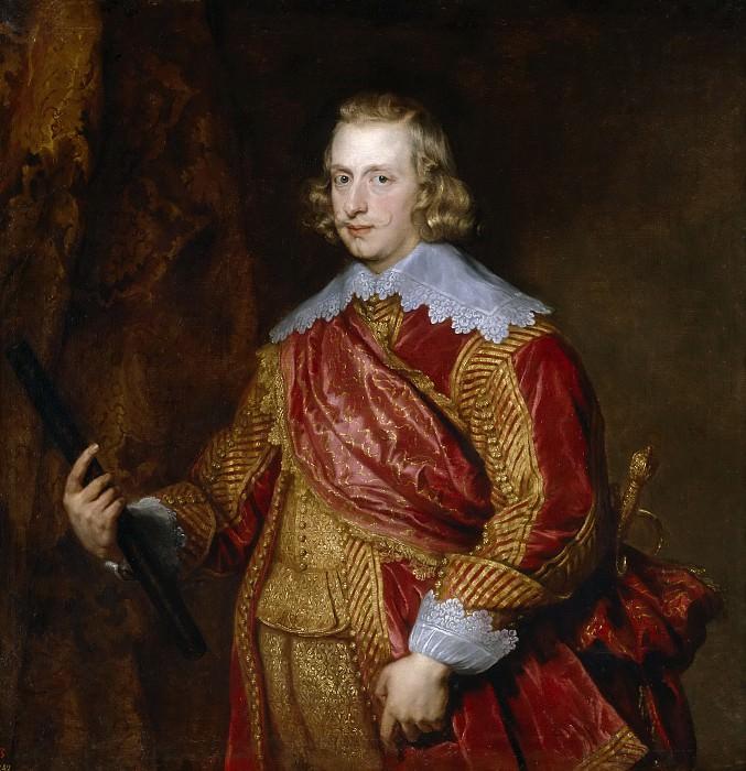Dyck, Anton van -- El cardenal-infante Fernando de Austria. Part 4 Prado Museum
