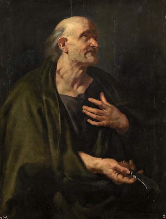 Rubens, Pedro Pablo -- San Bartolomé. Part 4 Prado Museum