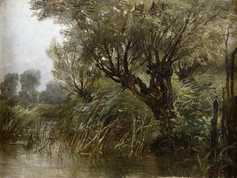 Хаэс, Карлос де -- Пейзаж. Часть 4 Музей Прадо