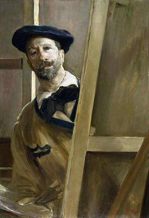 Villegas y Cordero, José -- Autorretrato. Part 4 Prado Museum