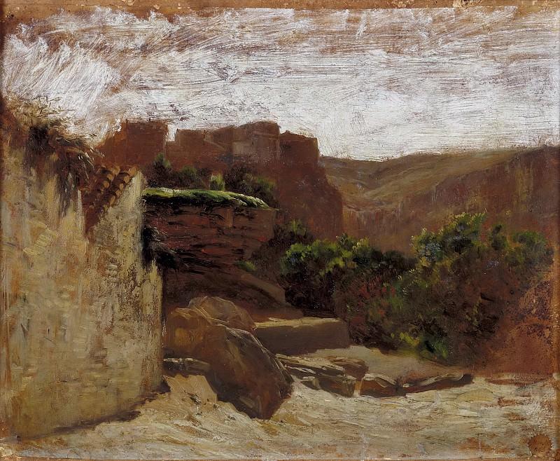 Haes, Carlos de -- Nuevalos (Aragón). Part 4 Prado Museum