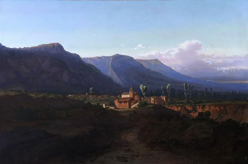 Rigalt y Farriols, Luis -- Recuerdos de Cataluña. Part 4 Prado Museum