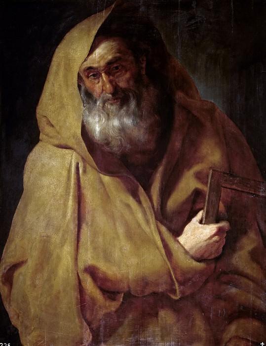 Rubens, Pedro Pablo -- Santiago el Menor. Part 4 Prado Museum