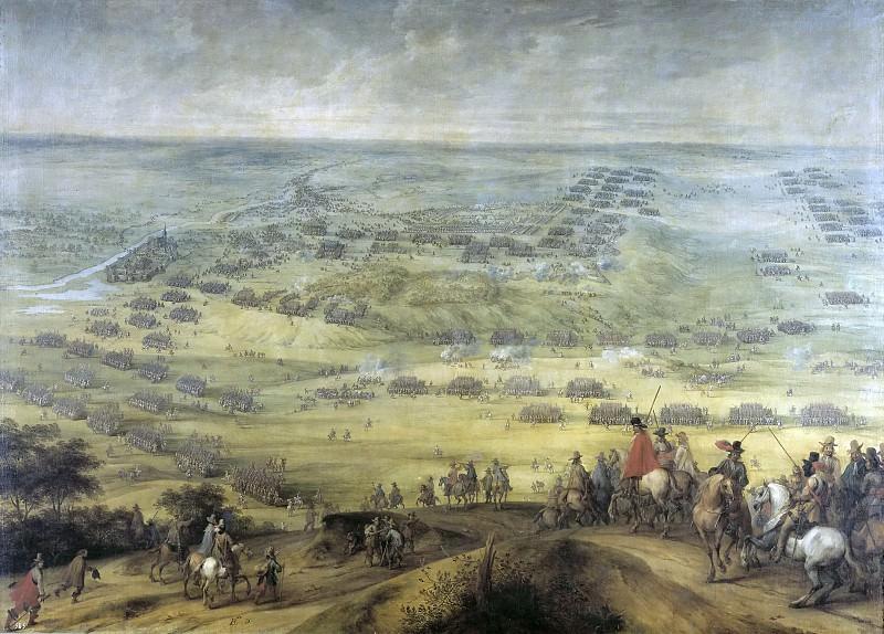 Snayers, Peter -- Sitio de Bar-le-Duc. Part 4 Prado Museum