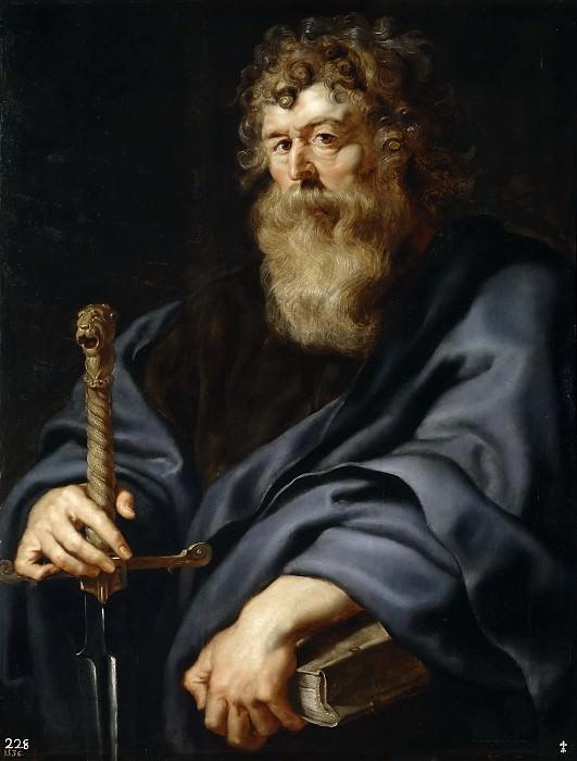 Rubens, Pedro Pablo -- San Pablo. Part 4 Prado Museum