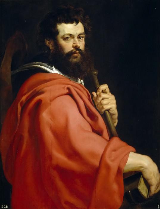 Santiago el Mayor. Peter Paul Rubens