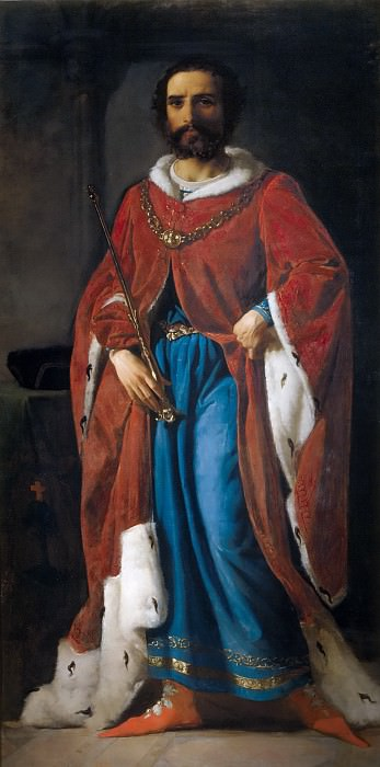 Росалес Гальина, Эдуардо -- Аснар Гарсия, пятый граф Арагонский. Часть 4 Музей Прадо