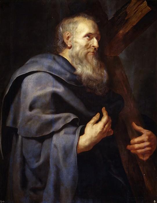 Рубенс, Питер Пауль -- Святой Филипп. Часть 4 Музей Прадо