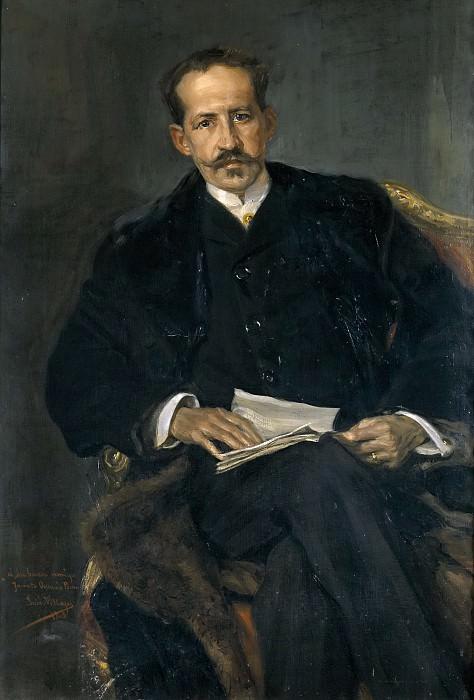 Villegas y Cordero, José -- Jacinto Octavio Picón. Part 4 Prado Museum