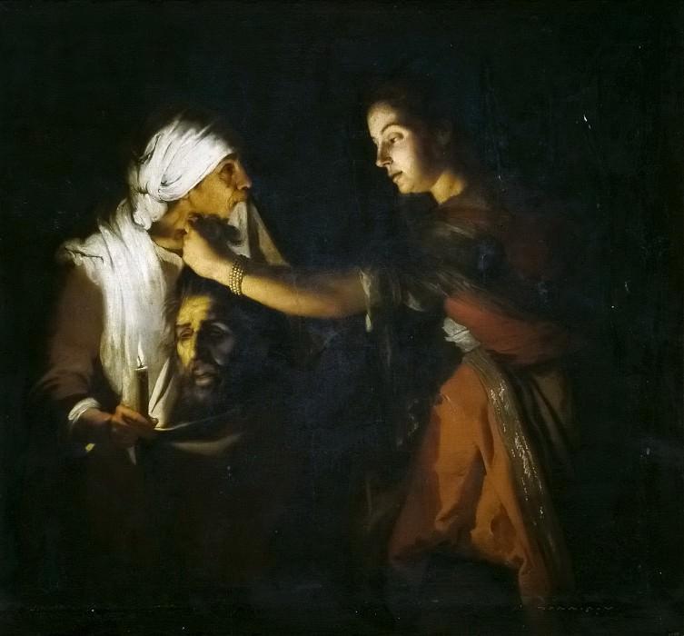 Coster, Adam de -- Judit con la cabeza de Holofernes. Part 4 Prado Museum
