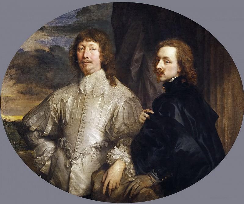 Dyck, Anton van -- Sir Endymion Porter y Anton van Dyck. Part 4 Prado Museum
