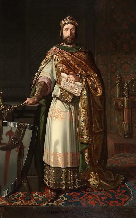 Lozano, Isidoro -- Fernando II. Part 4 Prado Museum
