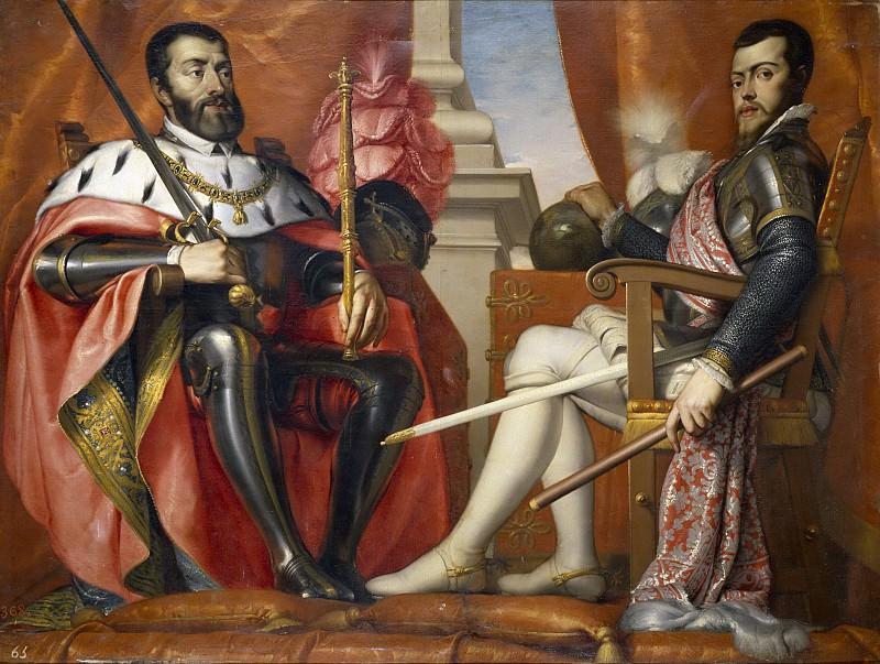 Arias Fernández, Antonio -- Carlos V y Felipe II. Part 4 Prado Museum
