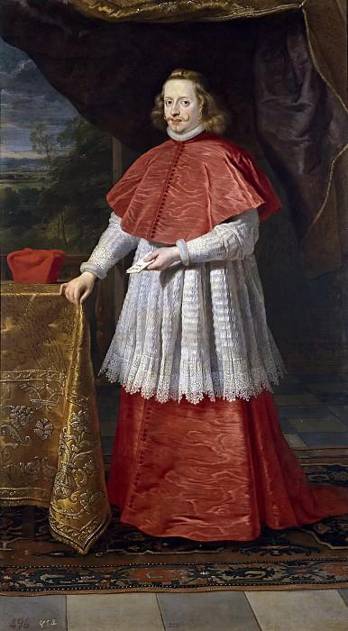 Crayer, Gaspar de -- El cardenal-infante Fernando de Austria. Part 4 Prado Museum