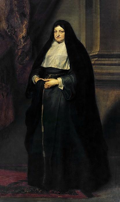 Антонис ван Дейк - Портрет инфанты Изабеллы Клары Евгении (1566-1633), наместницы Нидерландов. 204х122. М Лихтенштейн. Liechtenstein Museum (Vienna)