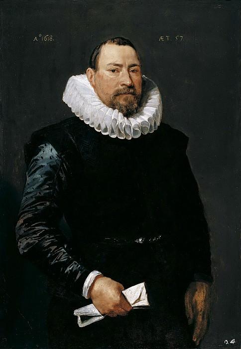 Антонис ван Дейк - Мужской портрет. 1618. 106х74. М Лихтенштейн. Liechtenstein Museum (Vienna)