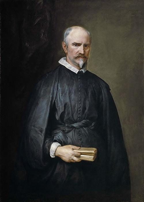 Антонис ван Дейк - Портрет Антонио де Тассис. 1634. 126х89. М Лихтенштейн. Liechtenstein Museum (Vienna)