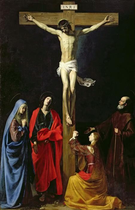 TOURNIER, Nicolas -- (b. 1590, Montb?liard, d. ca. 1638, Toulouse). Part 1 Louvre