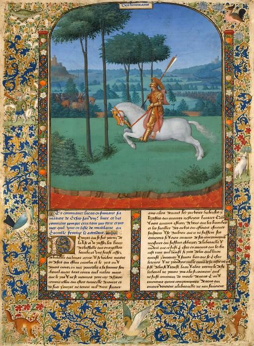 FOUQUET, Jean -- (b. ca. 1420, Tours, d. ca. 1480, Tours). Part 1 Louvre
