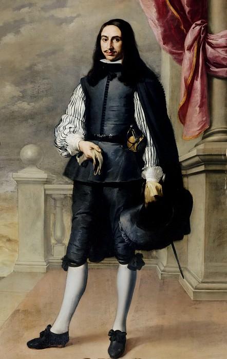 Bartolomé Estebán Murillo -- Portrait of Iñigo Melchor Fernández de Velasco. Part 1 Louvre