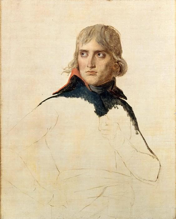 General Bonaparte. Jacques-Louis David