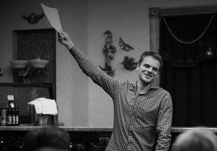 Беседа с Богданом Корольком «СКАЗКИ ГОФМАНА»
