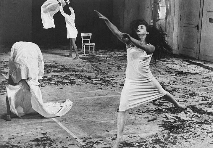 World ballet stars in the lens of the legendary Serge Lido. 1930-1980s