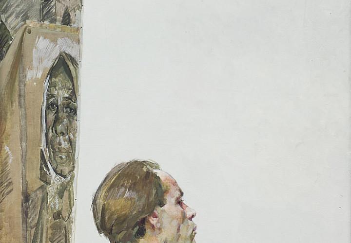 Выставка «Аркадий Вычугжанин. Живопись и графика»