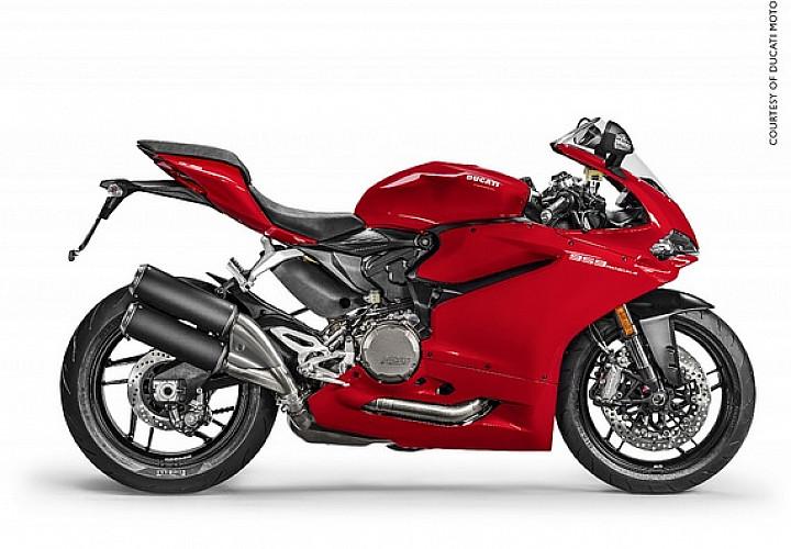 Style Ducati