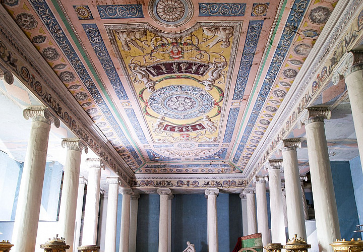 Palace-Theater in Ostankino: the history of construction and the evolution of design. Lecture by Gennady Vdovin, Doctor of Art History, Director of the Ostankino Museum-Estate