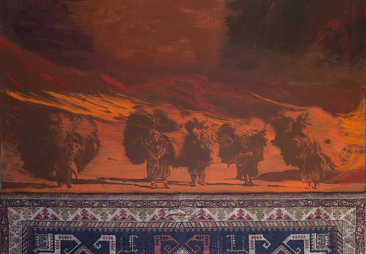 Экспозиция «Transformatio. Современное искусство Дагестана»