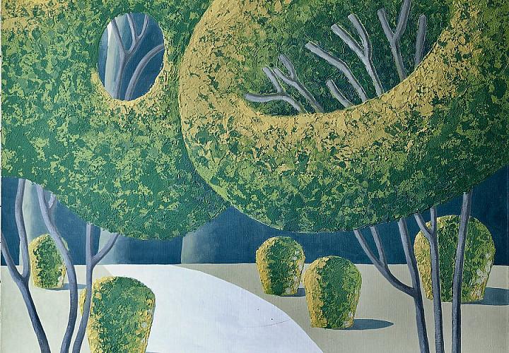 Выставка живописи Татьяны Евсигнеевой-Мыльниковой «И во сне, и наяву» 12+