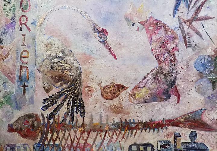 Выставка «Перламутровые грёзы. Памяти Альберта Мартыненко»
