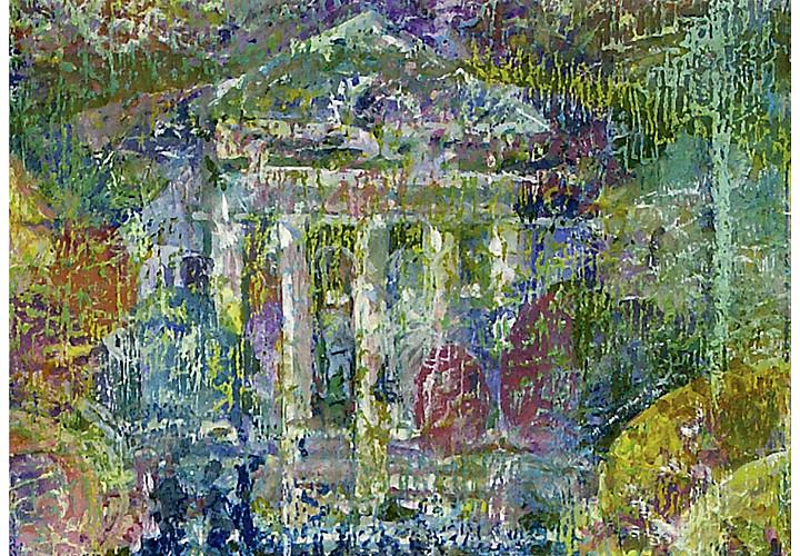 Юбилейная выставка Ирины Нестеровой. Историческое пространство