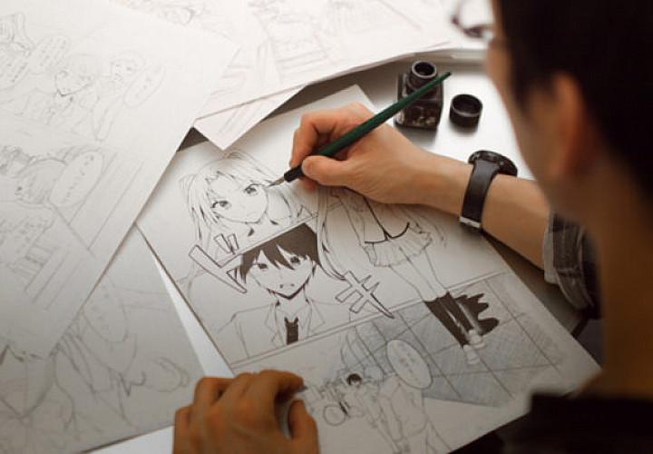 Мастер-класс «Рисуем комиксы» от 6-ти лет