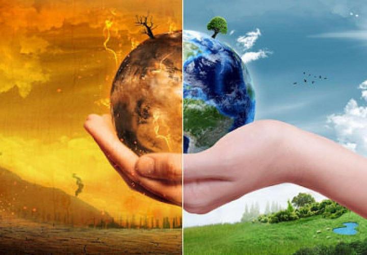 Арт-суббота. Лекция «Экологическое сознание. Что это?
