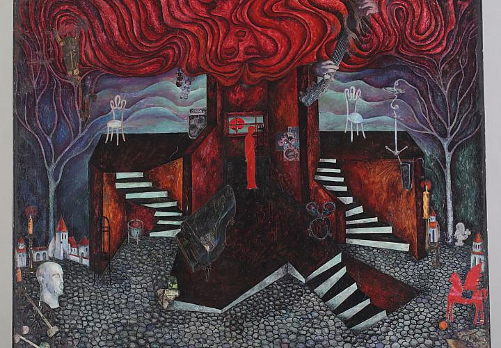 Выставка «Театр и только театр»