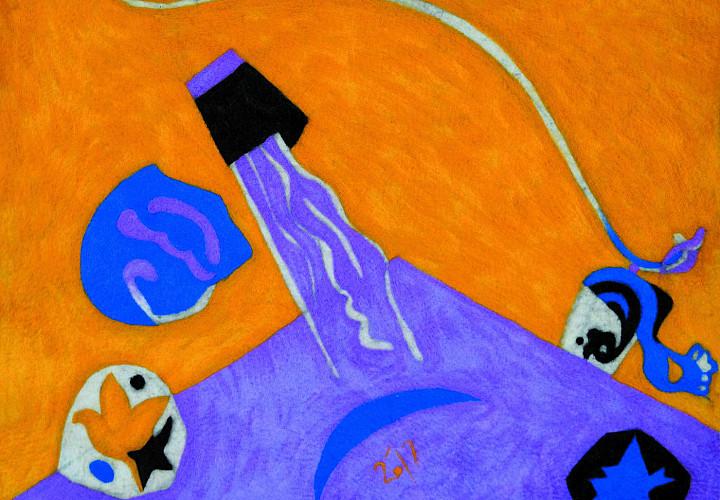 Талгат Масалимов «Истоки. Искусство войлока»
